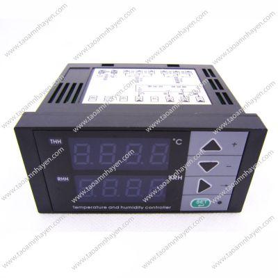 thiết bị đo nhiệt độ nhà yến